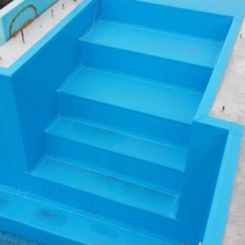 Rekonstrukce bazénů