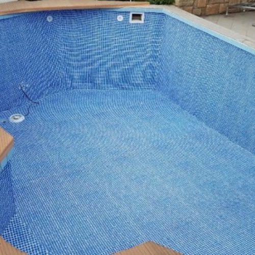 Rekonstrukce betonových a dlaždičkových bazénů