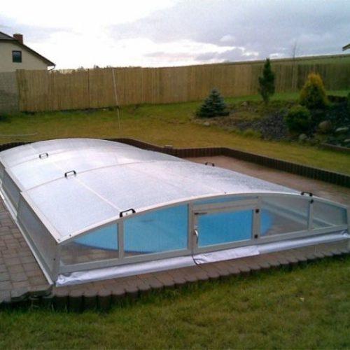 Zastřešení bazénu Dream