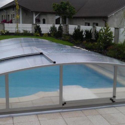 Zastřešení bazénu Horizont