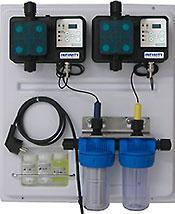 Automatische pH-Steuerung und Rx-Steuerung