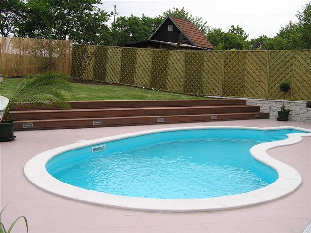 Foliový bazén
