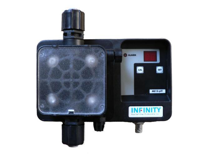 Automatische pH-Steuerung Optidos ME-1