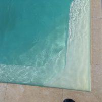Bazény z těžké fólie