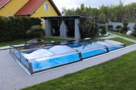 Zastřešení bazénu Flash