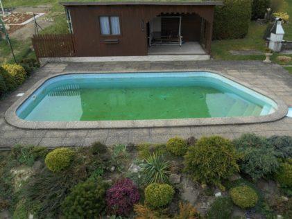 Bazén před rekonstrukcí